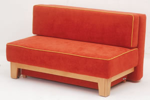 Modern Sofa Bed Mini Roma