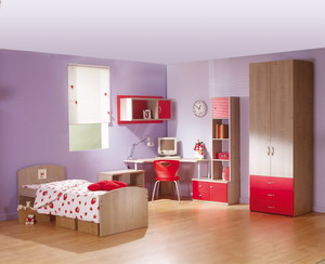 Kid's & Teenagers Rooms BARZILAY 7000