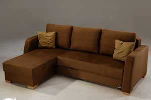 Corner Sofa Bed JAGUAR SOFA BED